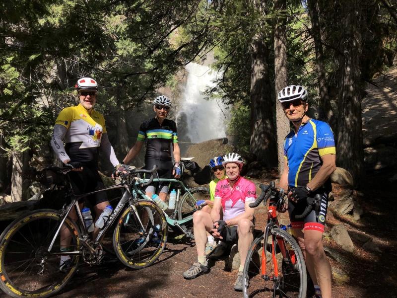 Andrews Creek road ride
