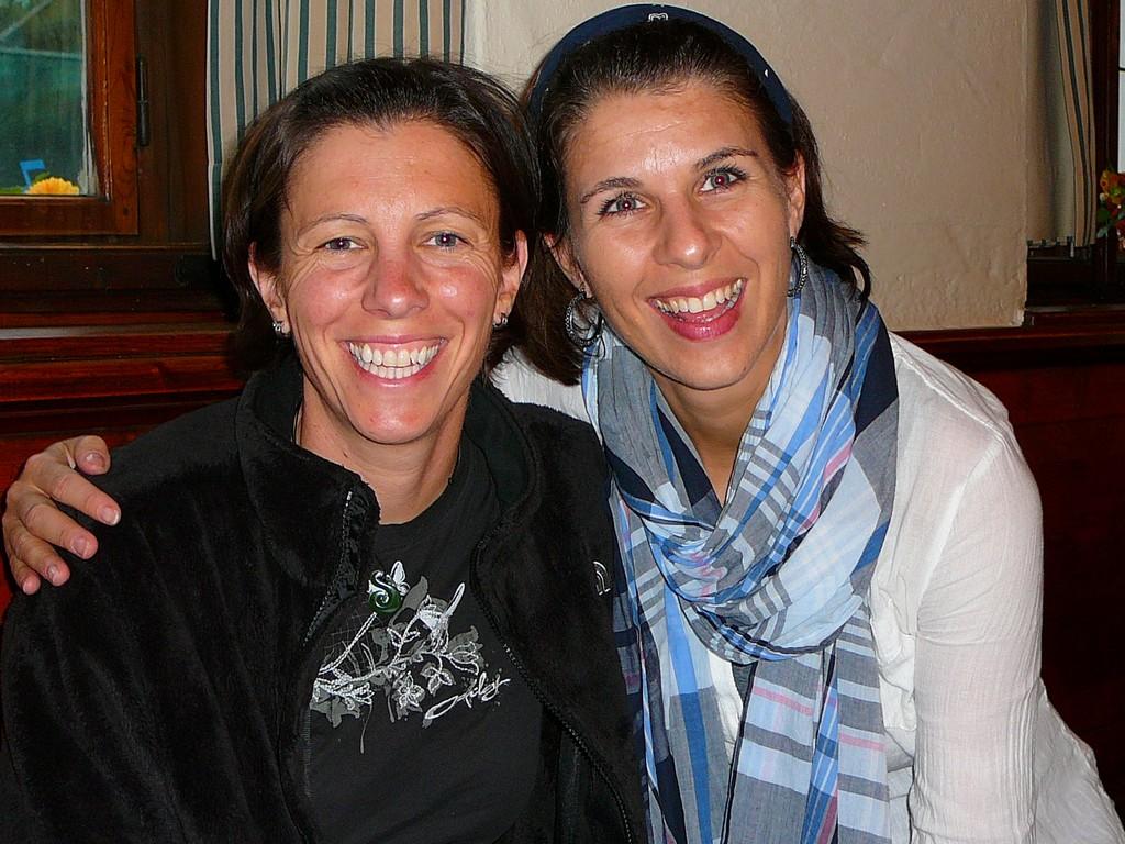 In Austria with Eva