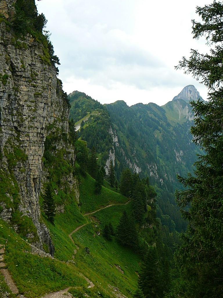 View from Hoher Kasten