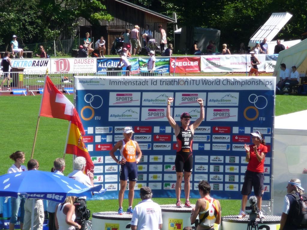 Triathlon World Champs in Immenstadt