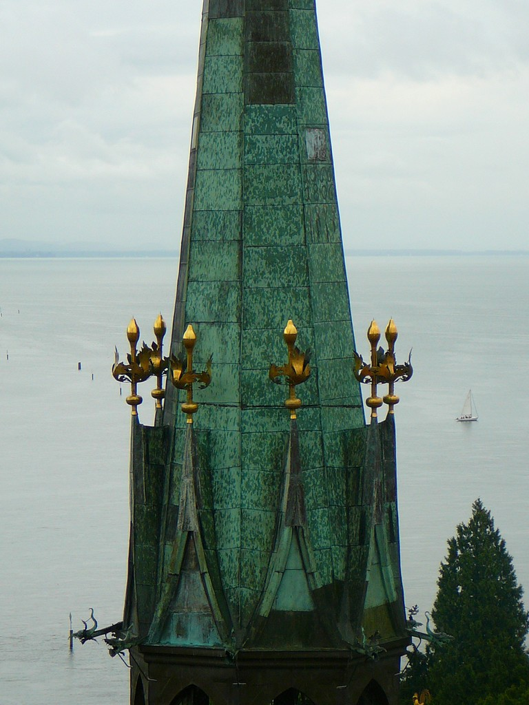 Konstanz from above
