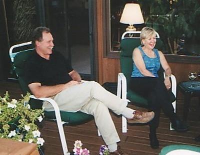 Dennis and MaryEllen