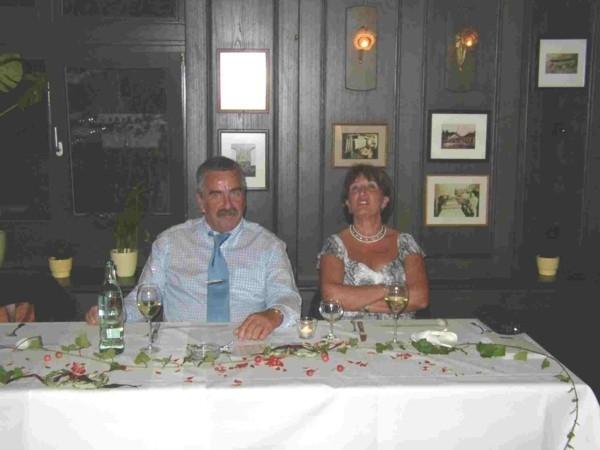 Olivers Parents