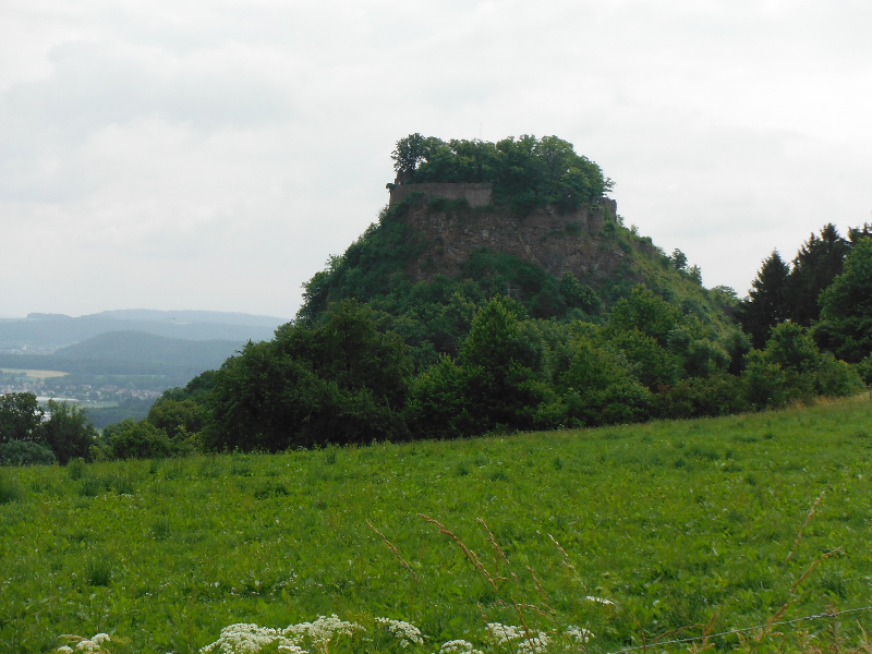 Hohenkraehen - 30km trail run covering 5 volcanoes