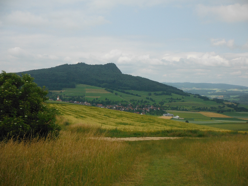 View of Hohenstoffeln