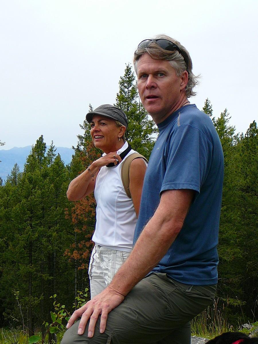 Mona and Graham