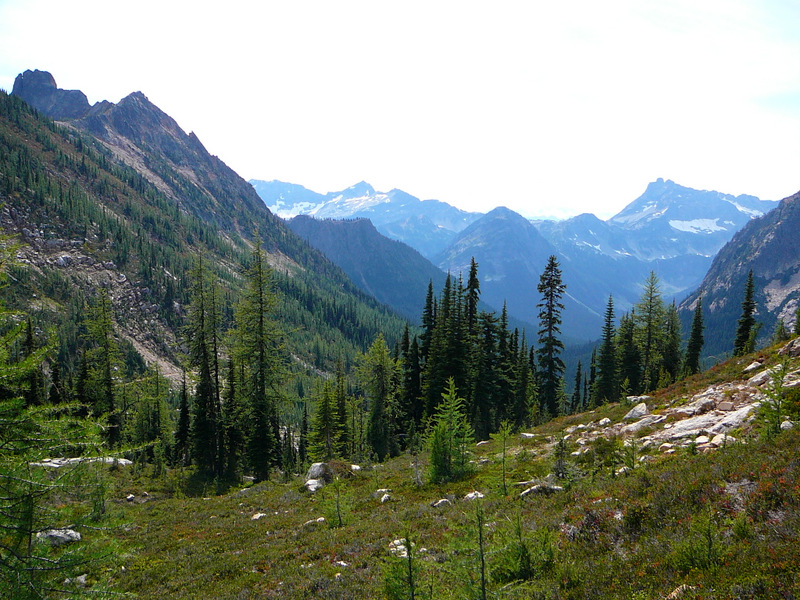 Cutthroat Pass Hike