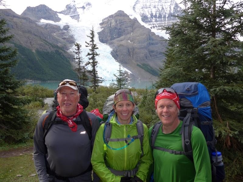 Berg Lake Hike Day 3
