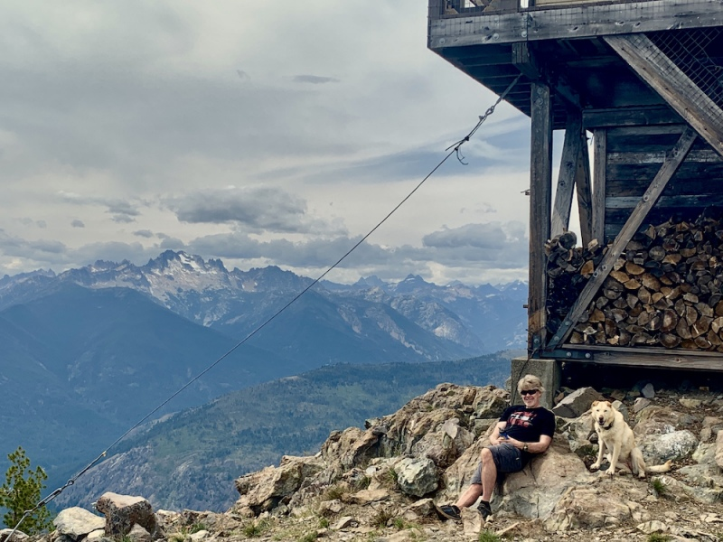 Methow Valley - Goat Peak Lookout