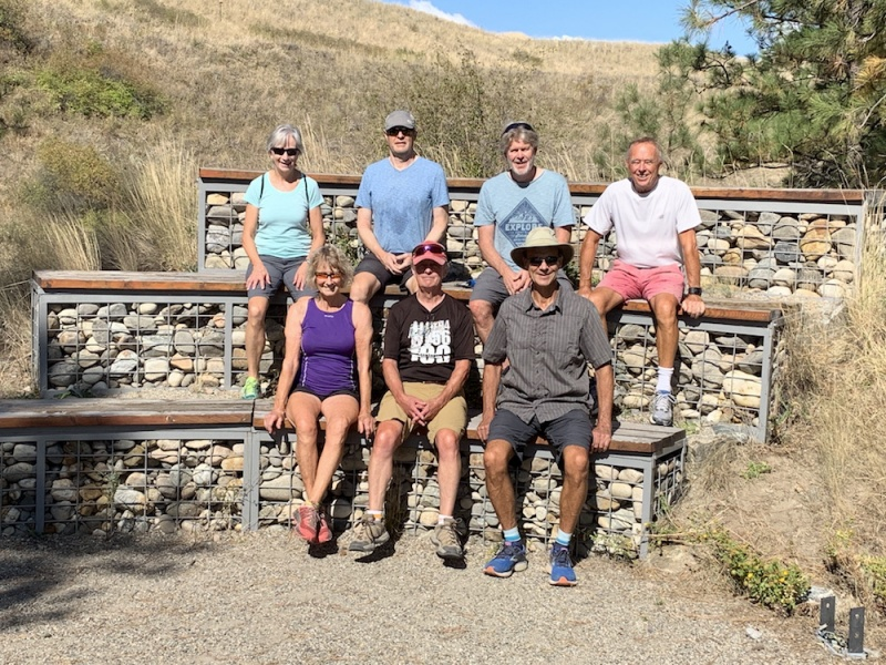 Mission Creek Hike - Sept 2