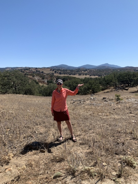 Santa Ysabel Open Space Reserve West