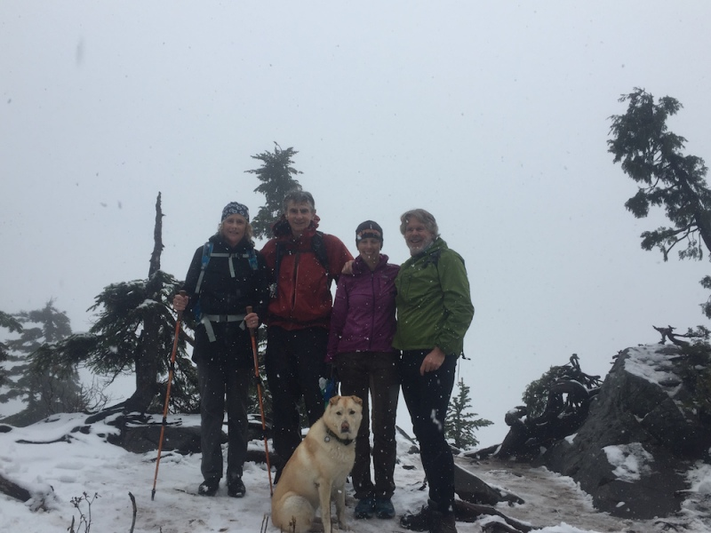 St Mark's Summit - Vancouver