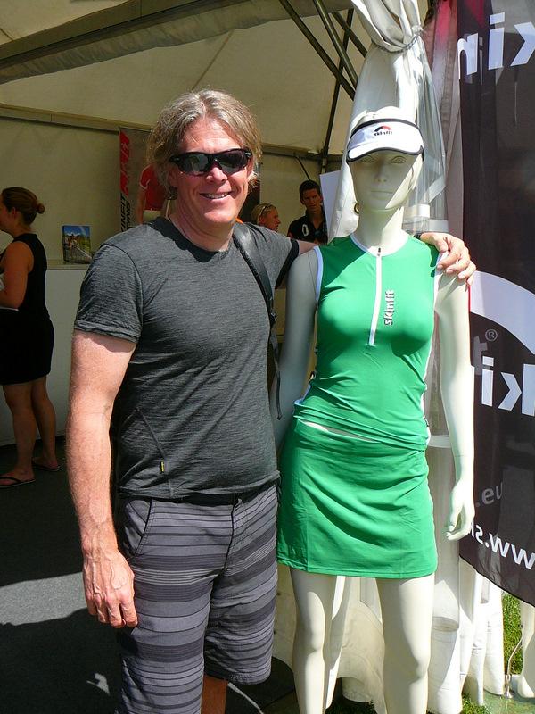 Ironman Austria Expo - Skinfit!