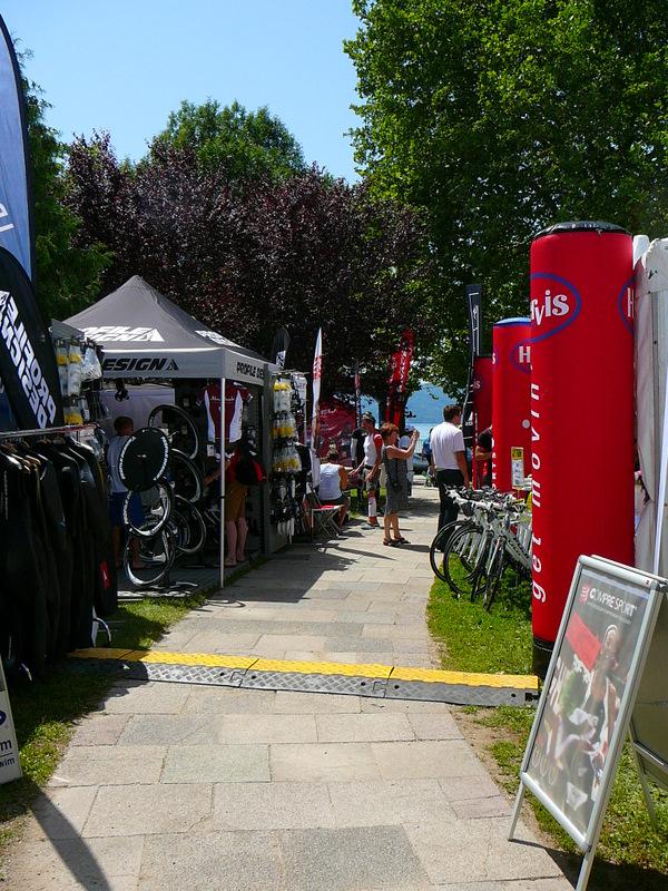 Ironman Austria Expo