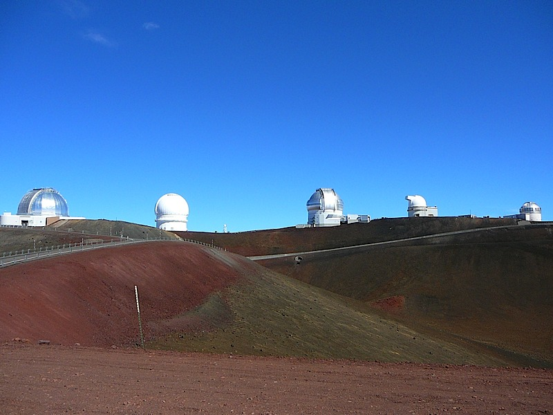 Trip to the top of Mauna Kea