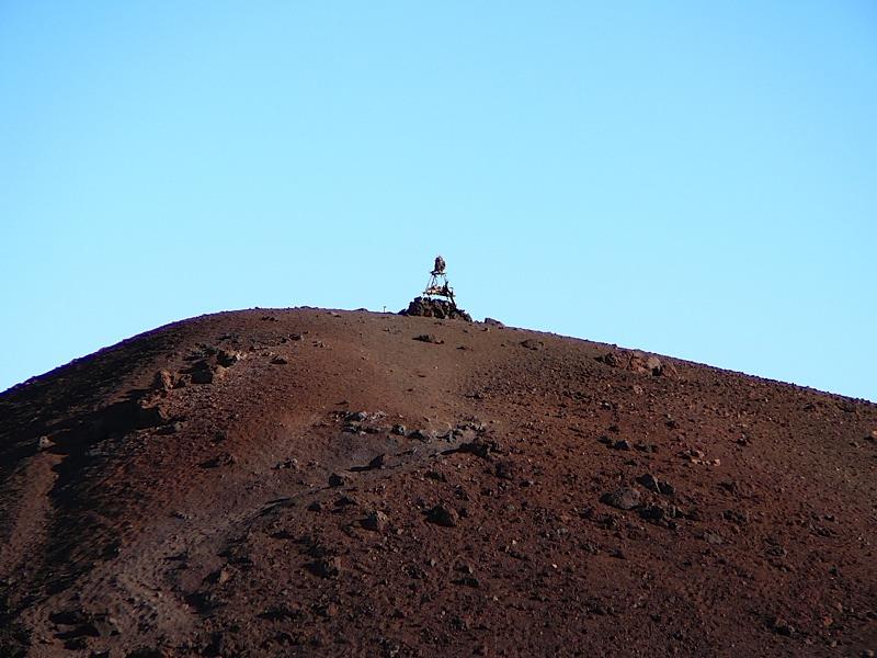 Top of Mauna Kea