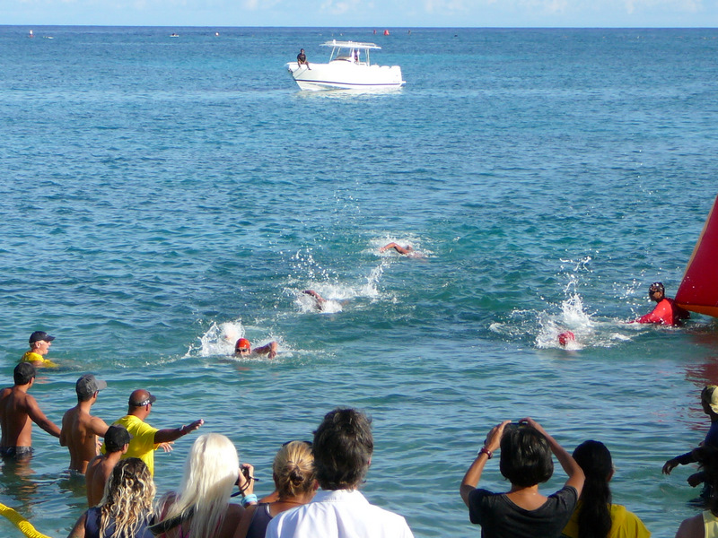 2011 Kukio Blue Water Swim