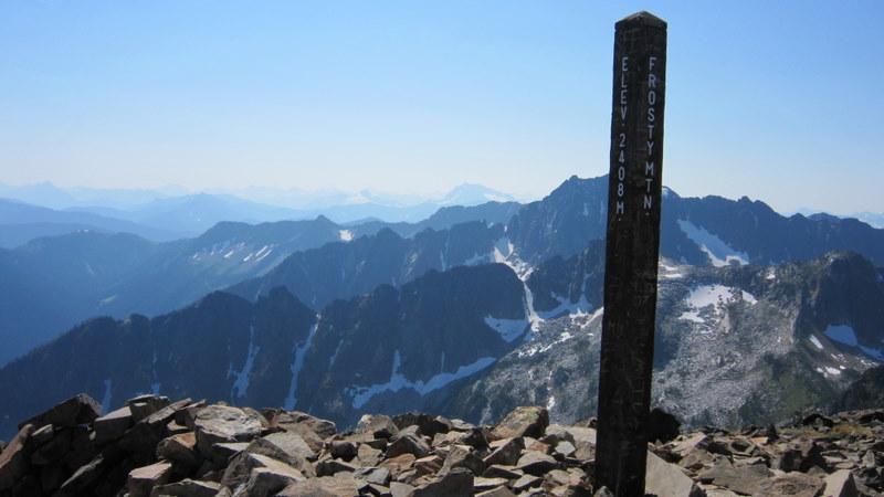 Frosty Mountain Summit