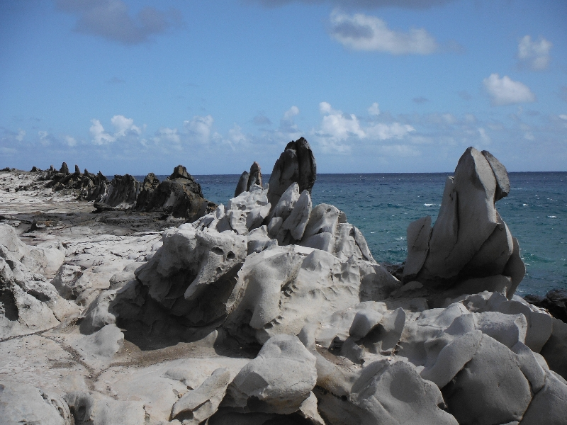 Dragon's Teeth, Kapalua