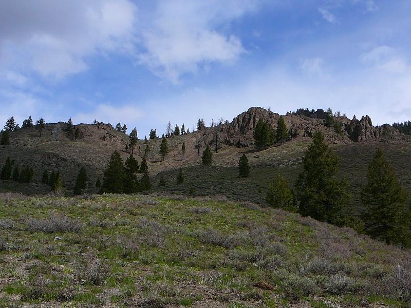Hike in Adams Gulch