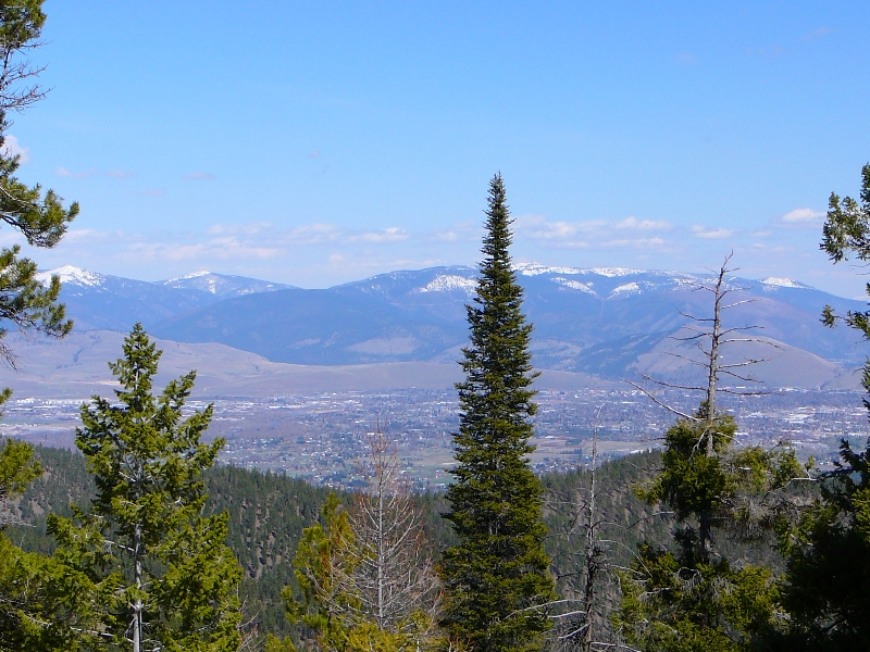 From Blue Mountain - Missoula
