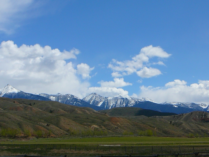 Salmon River Valley - Highway 93