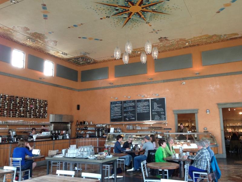 Coffee Shop Missoula