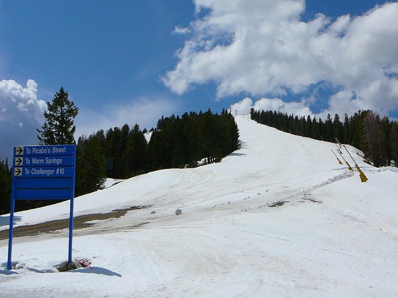 Baldy Summit hike