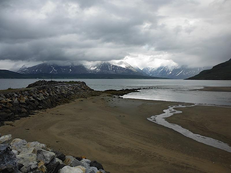 East of Tromso