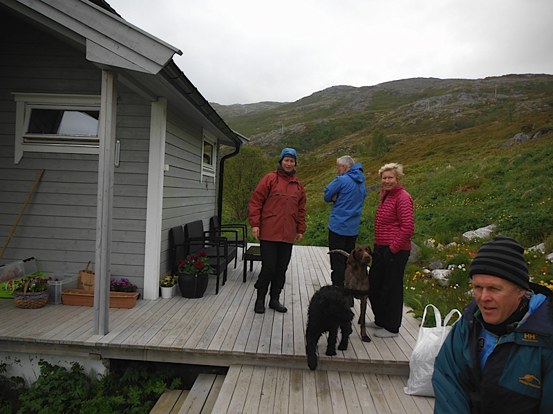 Cabin on Nordkvaloya