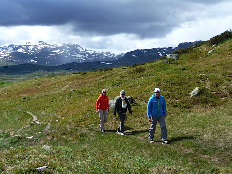 Hike starting in Bitibua