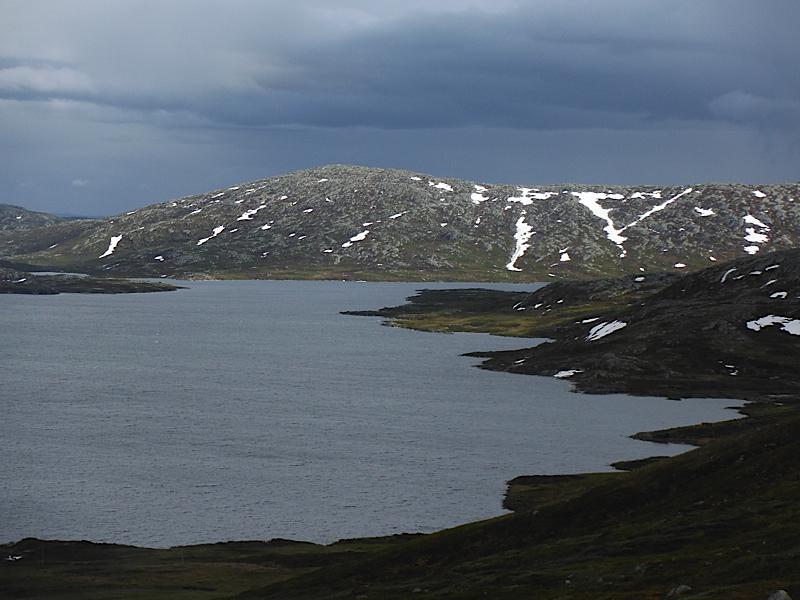 View from Valdresflye