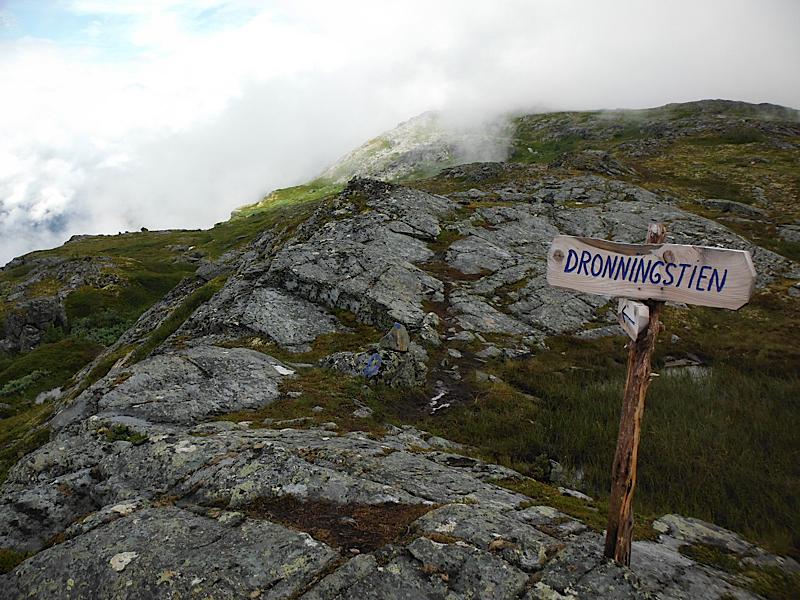 View from Hardangervidda
