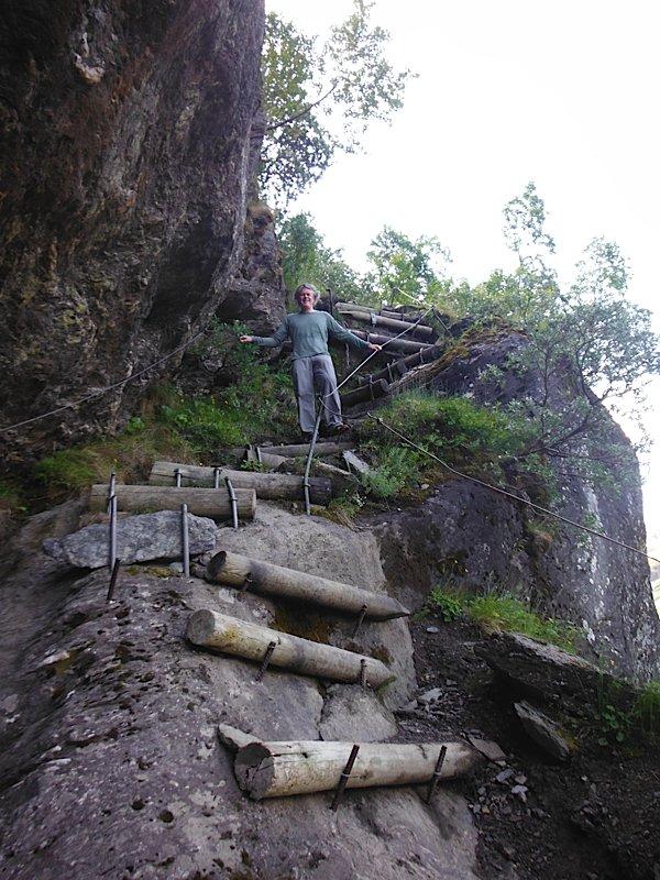 Kinda steep!