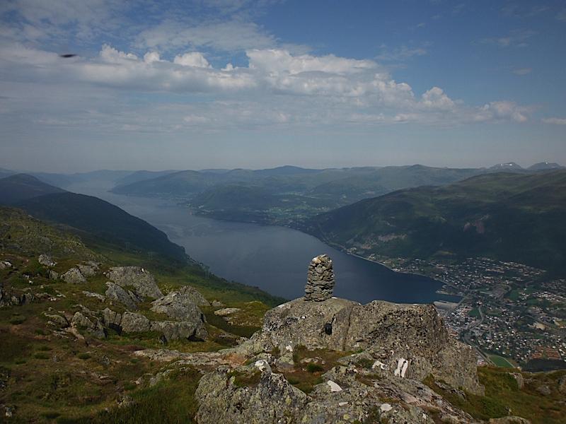 Gigantic views from Trollenykjen