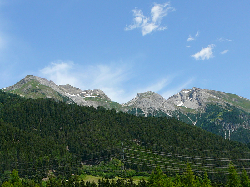 Drive to Austria