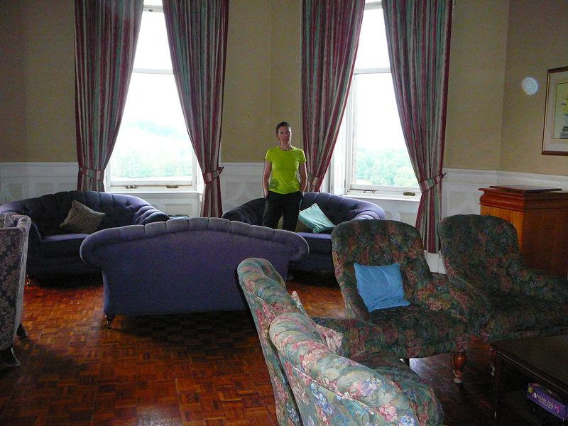 Inside Gartmore House
