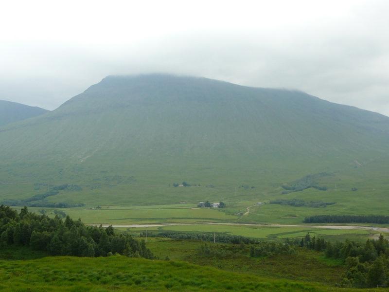 Near Loch Tulla