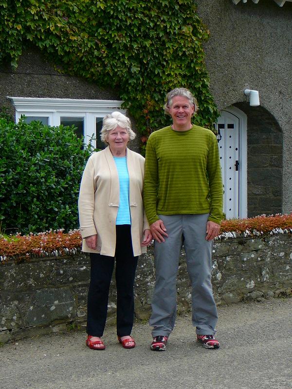 Elizabeth and Graham