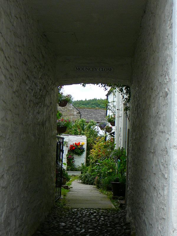 Close in Kirkcudbright