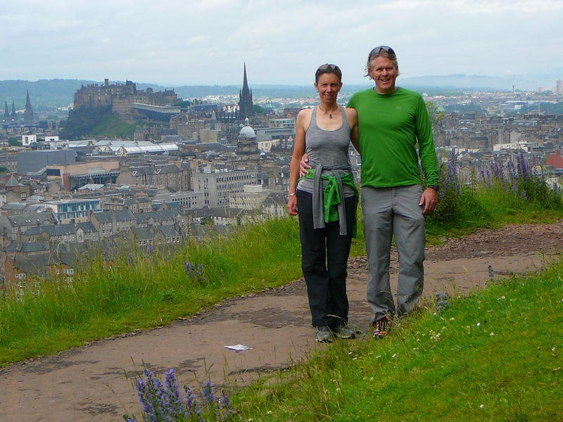 Hiking on the Radical Mile