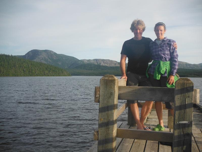 Trout River Pond - Gros Morne - NL