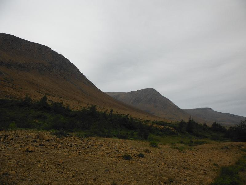 Tablelands - Gros Morne NP - NL