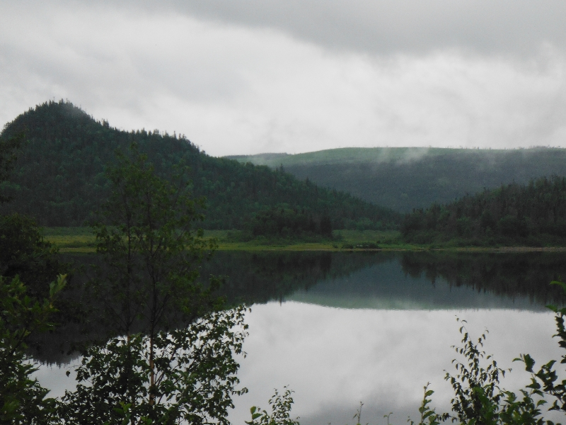 Bonne Bay Little Pond - NL