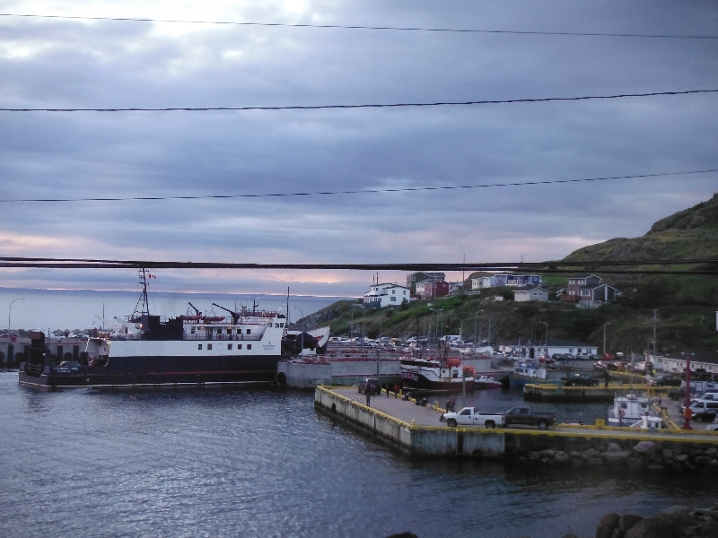 Beachy Cover and ferry to Bell Island - NL