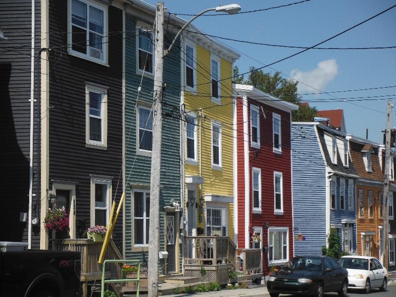 Downtown St. John's - NL