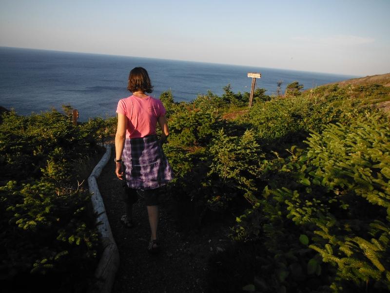 East Coast Trail near Torbay - NL