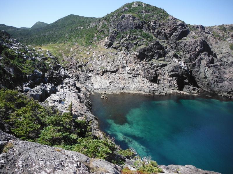 Back Cove near Cape Francis - NL