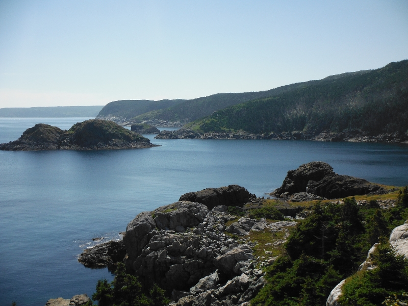 Biscayan Cove near Cape Francis - NL