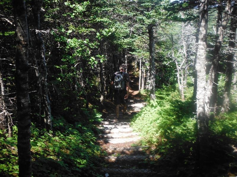 East Coast Trail near Pouch Cove - NL